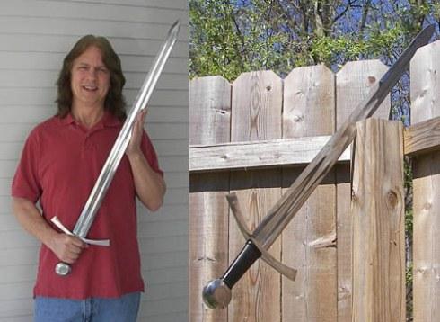 Windlass Classic Medieval Sword