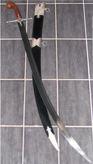 an Arabian Scimitar sword Real Scimitar