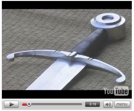 Henry V Sword Video