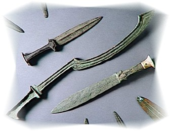 Authentic Egyptian Swords
