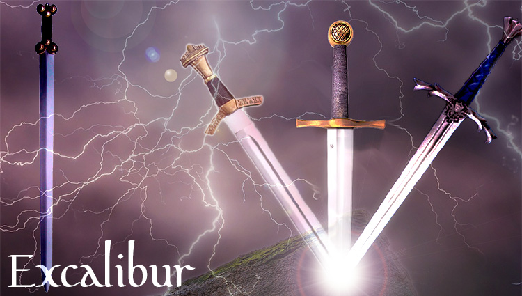 Knights Of The Round Table Sword Names.King Arthur Sword The Quest For The Best Replicas