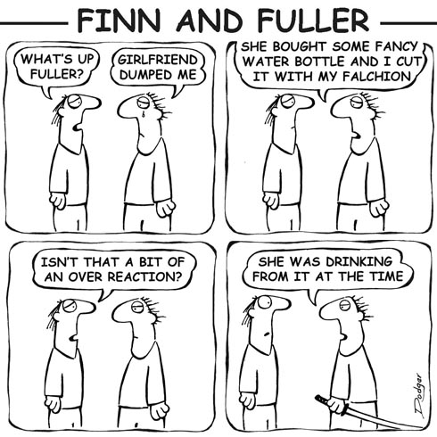 Finn and Fuller