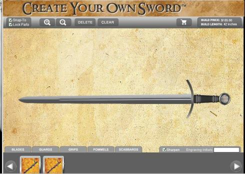 MRL Make Your Own Sword