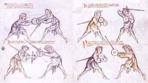 Medieval Sword Fighting Schools