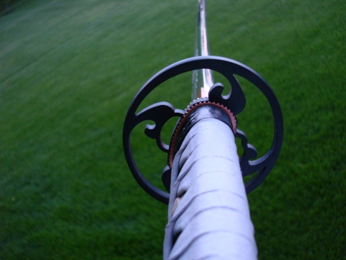 Read more on Japanese sword training basics sword buyer's guide .