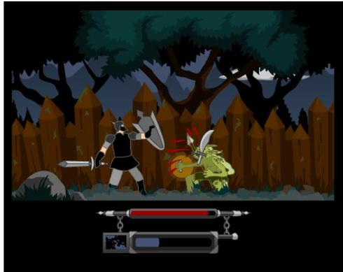 Sword Game Rise of a Knight