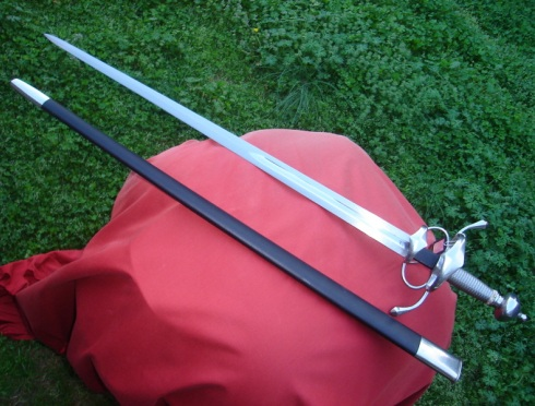 hanwei renaissance side sword review