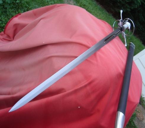 Hanwei Renaissance Side Sword Review