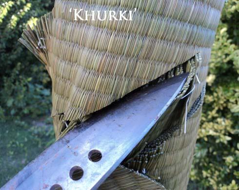Khurki vs Tatami