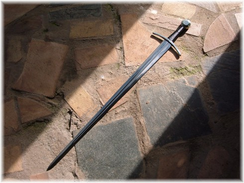 Windlass Medieval Sword from the SBG Review