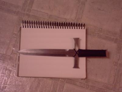 mystery dagger