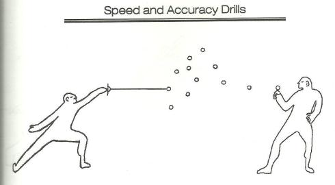 Popping Bubbles Drill