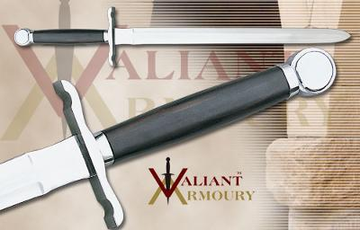Valiant Armoury Hand-And-A-Half (Bastard) Sword