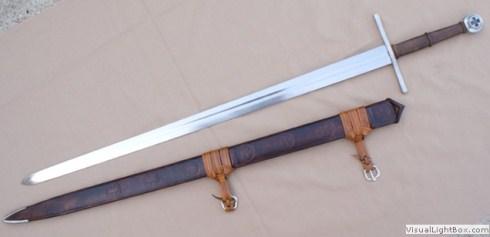 Knights Templar Blade