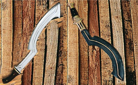 Functional Egyptian Sword Replicas by Deepeeka in Two Styles