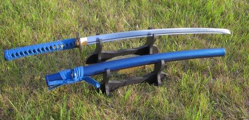 One of the SBG Custom Katana prototypes
