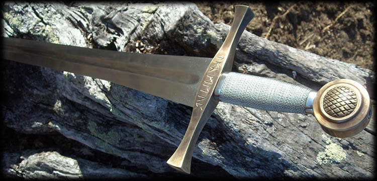 King Arthur Sword - the Quest for the Best Replicas