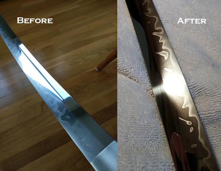 How to Sharpen a Sword