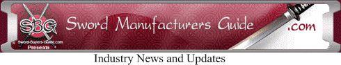 Sword Industry News