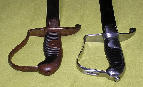 Cold Steels British Military Swords