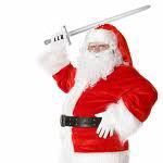 Sword Santa
