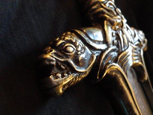 Atlantean Conan Sword