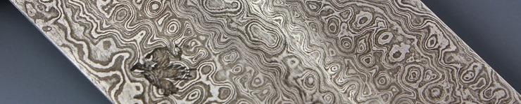 Pattern Welded Steel by Darksword Armory
