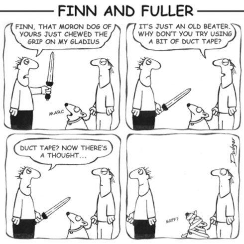 Finn and Fuller