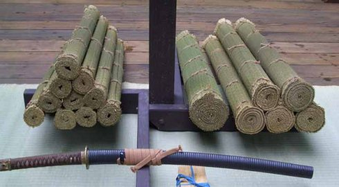 Mugen Dachi Tatami mats are the industry standard for Japanese sword arts