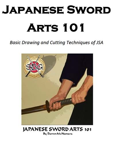 Japanese Sword Arts 101